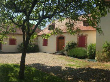 Maison à Moncaup