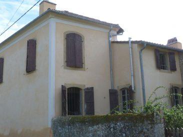 Maison ancienne à Lafitole